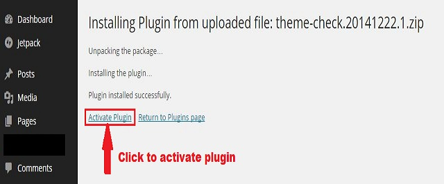 how to upload a wordpress plugin