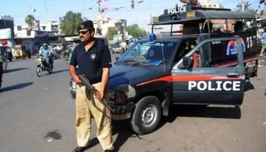 Police-Karachi