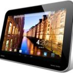 Toshiba – New Excite Tablet series ! (video)