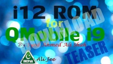 Download link for i12 ROM for i9