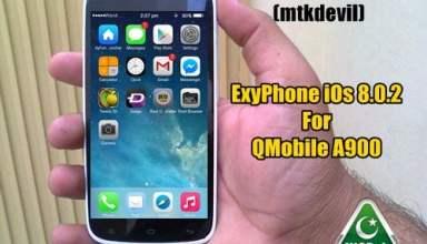 ExyPhone iOs 8.0.2 Rom