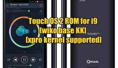 Touch OS 2