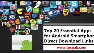 20 Essential Apps