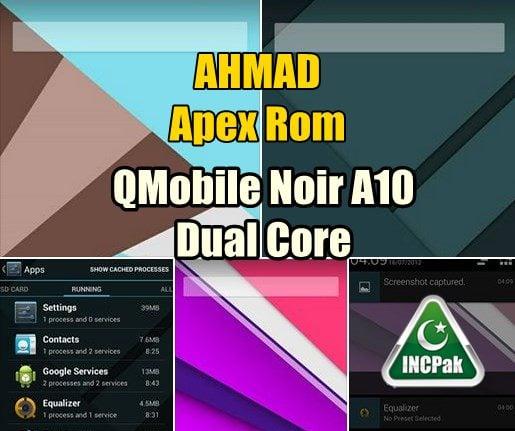 Ahmed Apex Rom