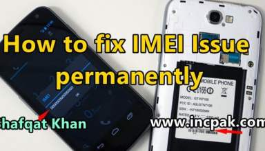 IMEI issue