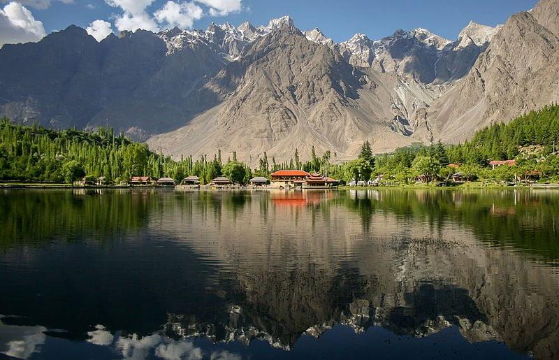 Lower Kachura Lake, a popular tourist destination in Central Karakoram National Park, Skardu, Pakistan. — Image by Zaeem Siddiq
