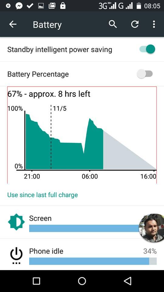 Infinix Hot 2 battery