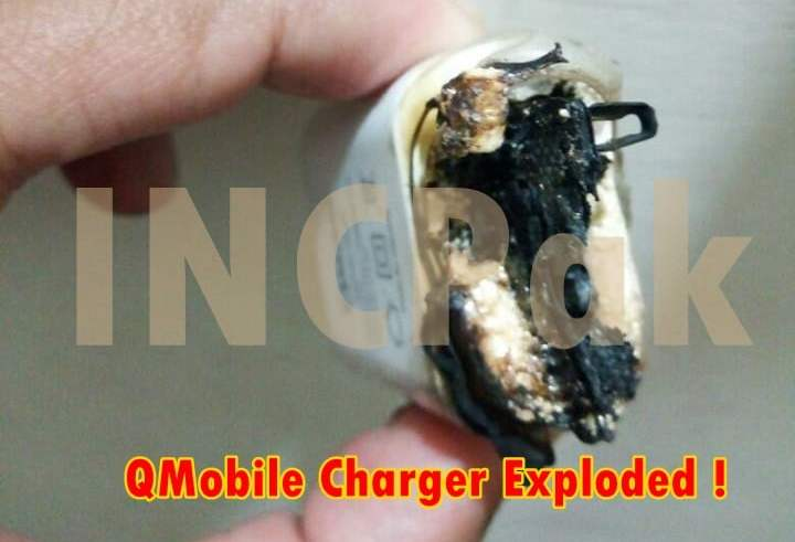 Qmobile Charger
