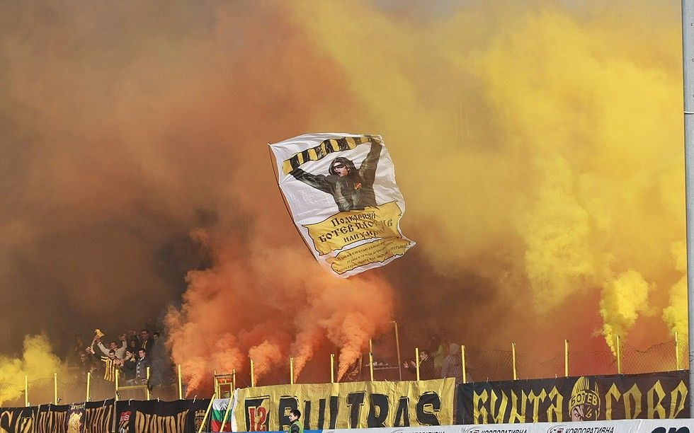 Botev Plovdiv - Chernomorets Burgas