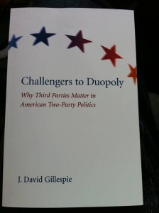 The Cover of Challengers to Duopoly