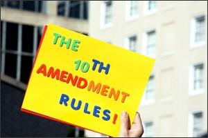 Tenth Amendment Rules