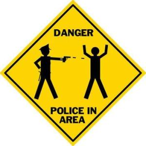 Danger Police in Area