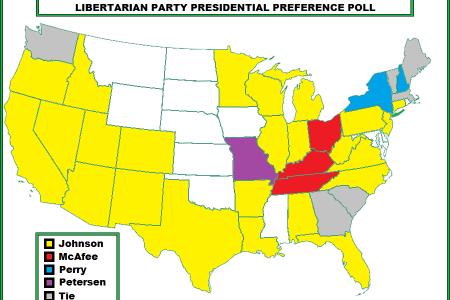 Map Poll - Us polls map 2016