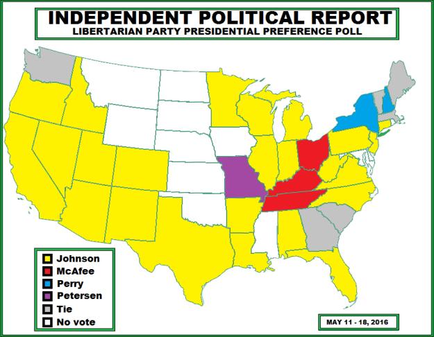 Poll Map