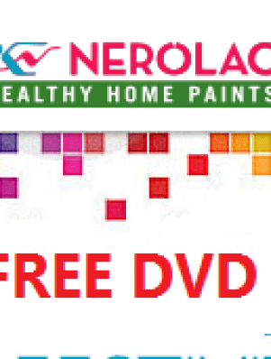 Nerolac Home Painting Services Free DVD