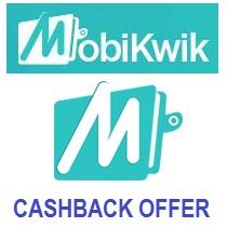 Mobikwik Cashback Offer