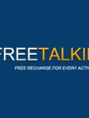 FreeTalkie Free Mobile Recharge