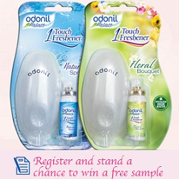 Odonil Free Sample Dabur