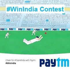 Paytm Win India Contest