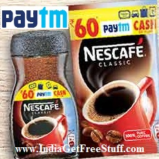 Paytm Nescafe Offer