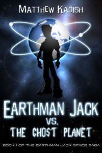 Earthman Jack 1 Cover