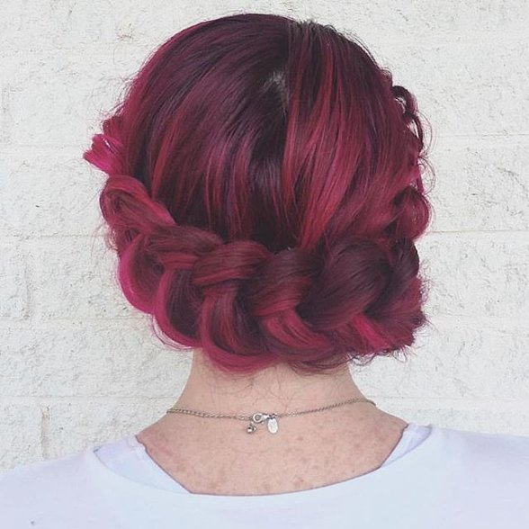 Rainbow-Hair-Ideas-Valentine-Day