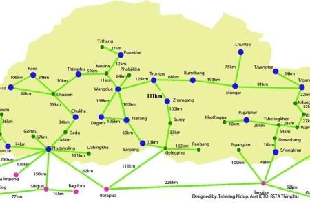 pics photos bhutan map india
