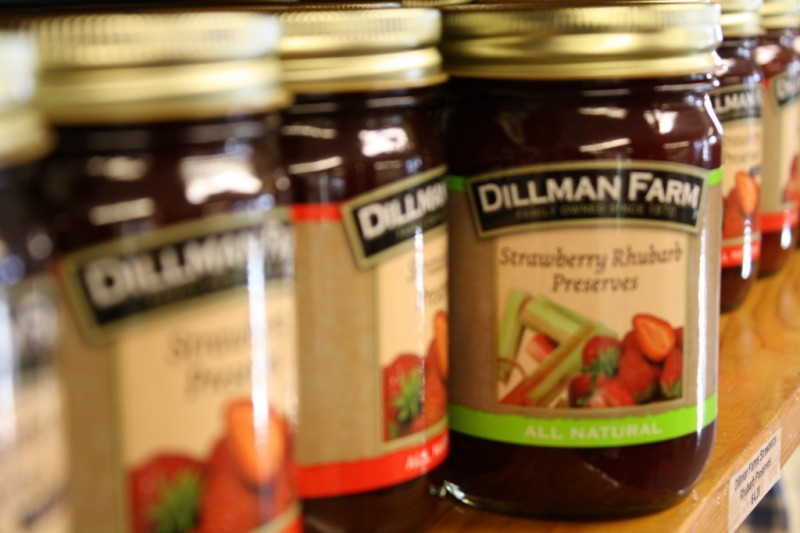 Dillman Farm Preserves