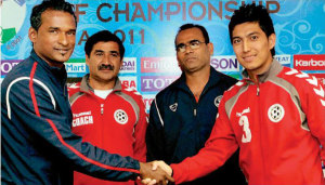 SAFF Championship 2011 Final