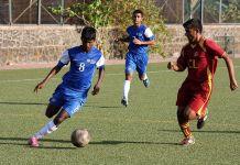 India U16 football
