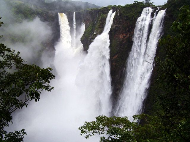 Jog Falls: places to visit near bangalore