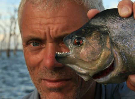 River Monsters on Animal Planet