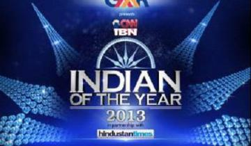 CNN-IBN Indian Of The Year 2013