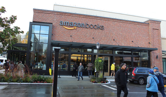 Amazon may open brick-and-mortar electronics stores