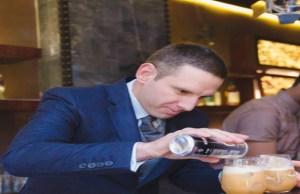 Mixologist Matthew Radalj on innovations in mixology industry