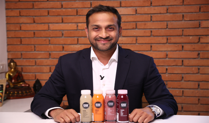 Interview With :    Anuj Rakyan, Managing Director, RAW Pressery on how to juice up your life