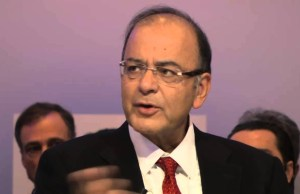 FM hints at GST rollout next year
