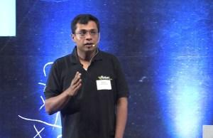 Invoking Uber, Flipkart Chairman Sachin Bansal says markdowns don't matter