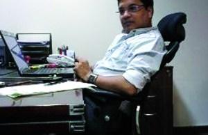 Sushil Agarwal, VP, Vedant Fashions Pvt. Ltd