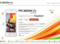 Ringing Bells to deliver 65,000 more 'Freedom 251' smartphones