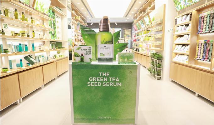 Select Citywalk announces the launch of Korea's naturalism brand, Innisfree