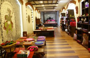 Craftroots opens its 3 level megastore in Delhi