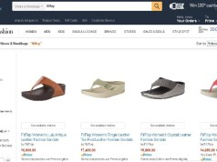 Amazon Fashion unveils UK premium shoe brand FitFlop
