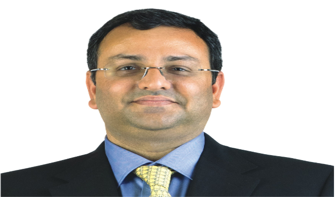 Tata Sons replaces Cyrus P. Mistry as Chairman