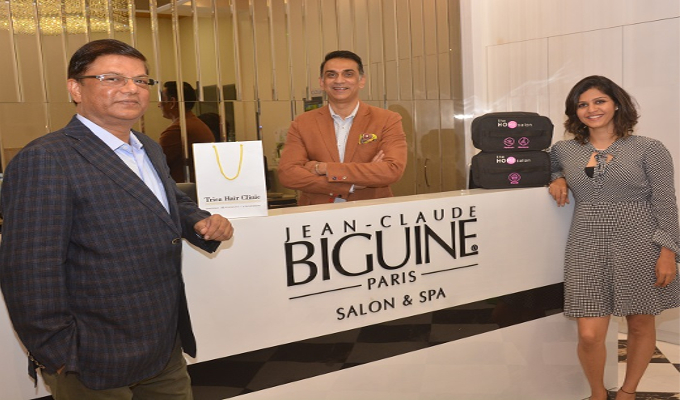 Jean-Claude Biguine acquires home-based beauty services provider The Home Salon
