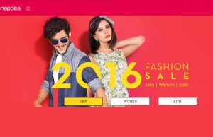 Snapdeal to invest $100 million in fashion biz over one year