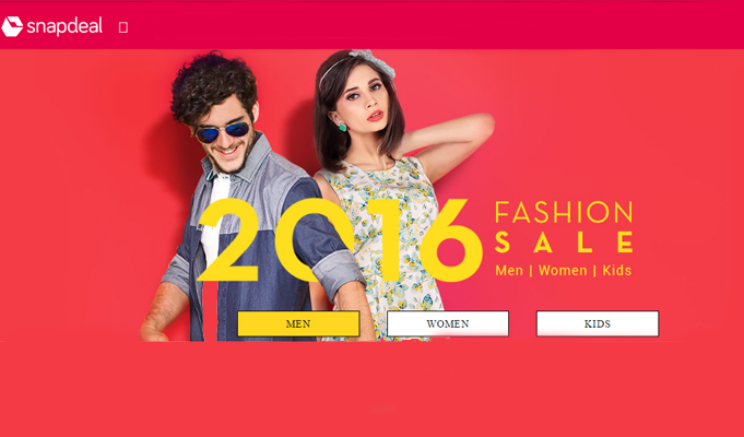 Snapdeal to invest 0 million in fashion biz over one year
