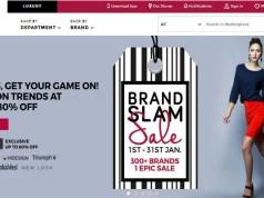 TataCLiQ.com launches The Brand Slam Sale