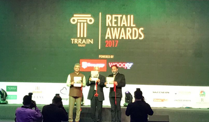 Sixth edition of 'I Just Did It' released at TRRAIN Retail Awards held to honour retail industry's best