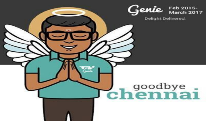 Hyper-local delivery startup Genie to halt operations; to deliver last order on March 31